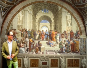 Fred School of Athens